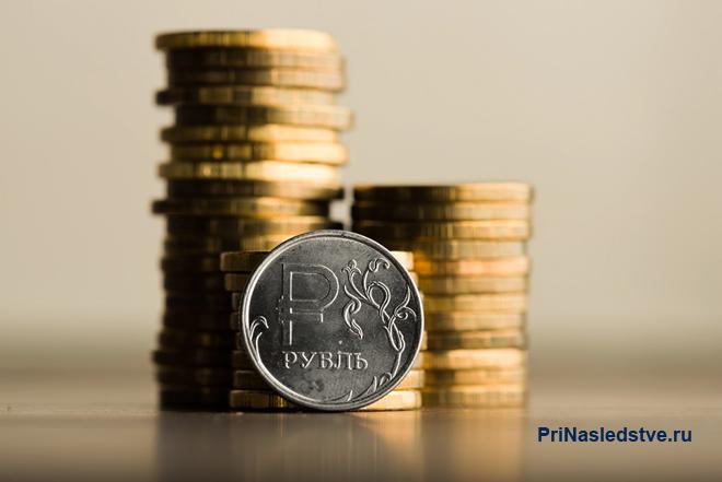 Монеты России
